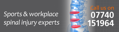 Flex Physical Health - Sports & Workplace Spinal Injury Experts in Exeter, Devon & Harley Street London