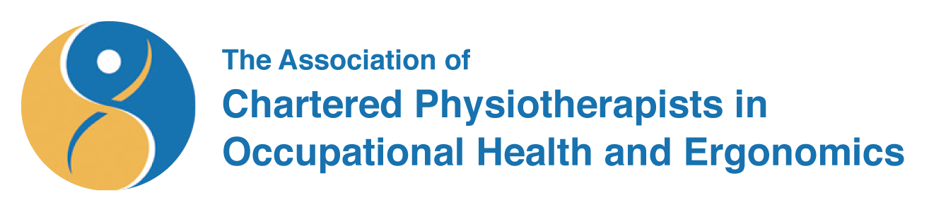 Link to The Association of Chartered Physiotherapists in Occupational Health and Ergonomics