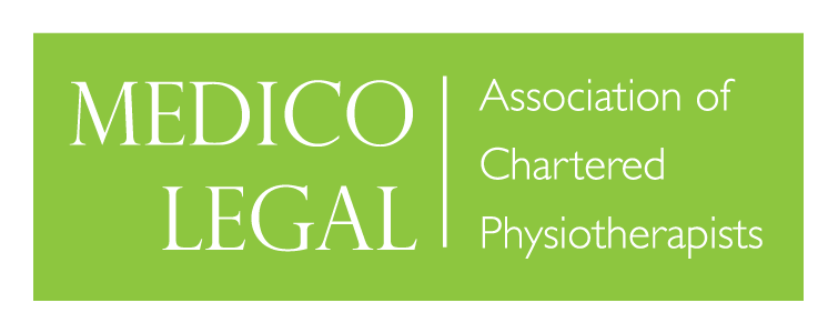 Medico Legal Association of Chartered Physiotherapists logo